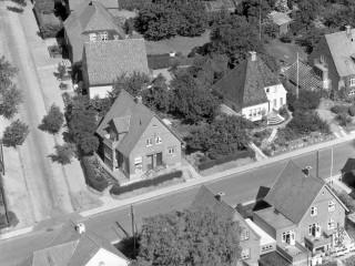Jernbanevej 6 Købmand 1960