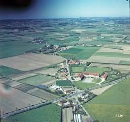 Snestrupkrydset 1956