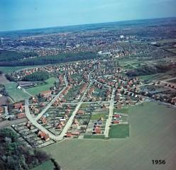 Tarup 1956. Mod Odense.