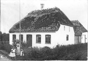 Fredslundshuset.