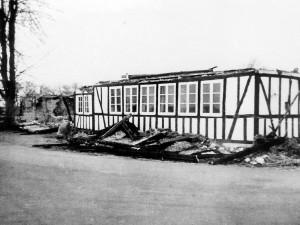 10 L_kkegaard efter branden 1964