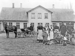 17 Carolinekildegaarden i 1920'erne