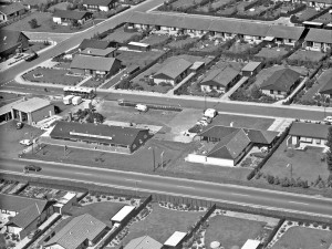 22 Rugårdsvej 1957
