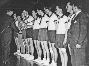 Danmarksmestre 1954