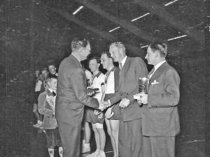 Pokaler i 1954