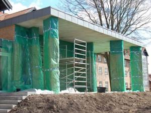 Udbygning 2011