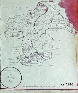 Paarup ca. 1816