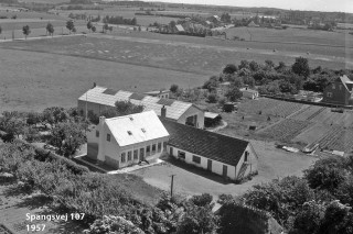 Spangsvej 107 1957