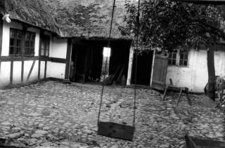 Sognefogedgården i Tarup 1921