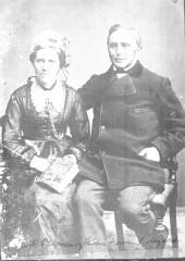 Jespersen og hustru.