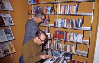Sigurd Hansen og Raimond Nielsen
